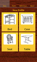 Furniture Styles Android Screenshot